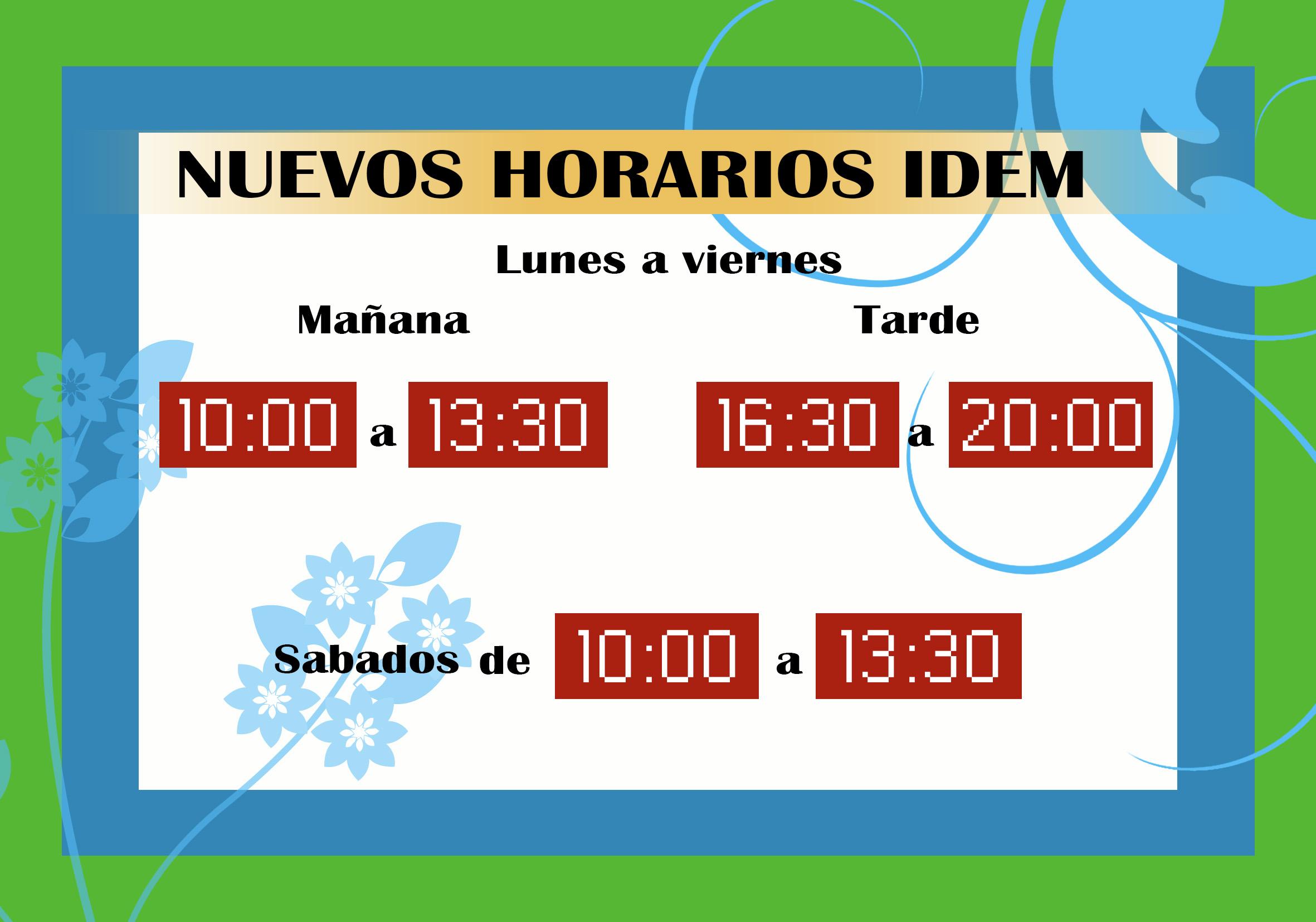 Horarios idem barakaldo for Hora de apertura castorama